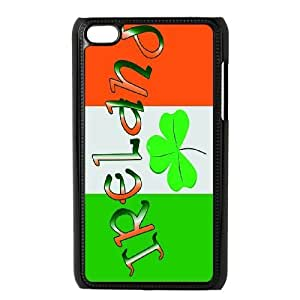 James-Bagg Phone case Lucky clover pattern FOR IPod Touch 4th FHYY423822