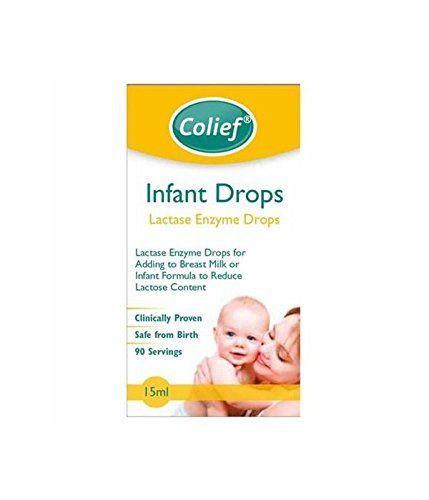 (3 PACK) - Colief Infant Drops| 15 ml |3 PACK - SUPER SAVER - SAVE MONEY by Forum Health Products Ltd