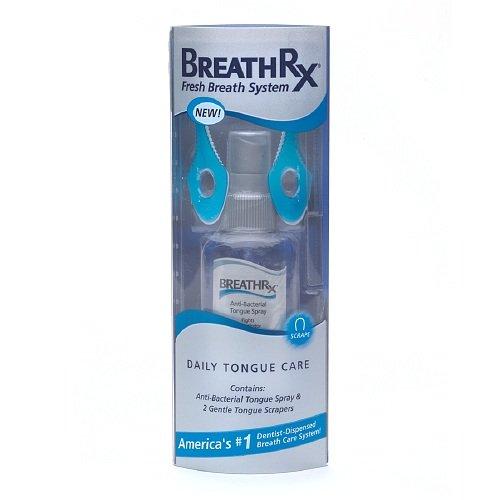 Breath Rx Daily Tongue Care Kit 1 kit