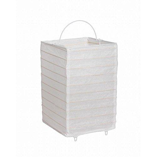 White Paper Tabletop Lantern (Set of 4)