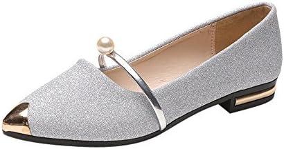ac1a9b56b7d86 Sunbona (TM) Flats Shoes Women's Comfort Ladies Summer Pointed Toe ...