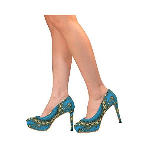 Scarpe Da Donna Sexy Con Tacchi Alti, Scarpe Con Tacco A Spillo