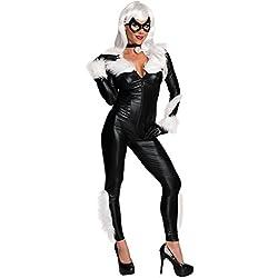 Rubie's Costume Secret Wishes Women's Marvel Universe Black Cat Costume, Black, Medium