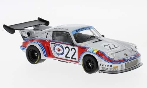 Porsche 911 Carrera RSR 2.1 Turbo, No.22, Martini Racing, Martini, 24h Le Mans, 1974, Model Car,, IXO 1:43