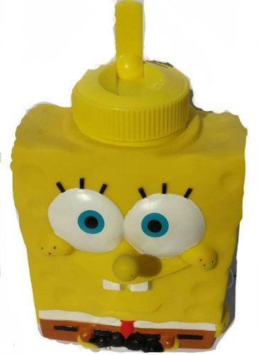 Nickelodeon Spongebob Squarepants Souvenir Drink Cup Durable High Quality