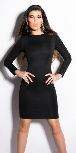 KouCla - Vestido - para mujer negro