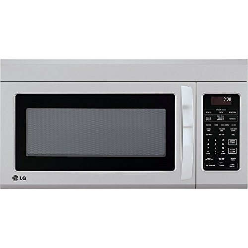 LG LMV1831ST1.8 Cu. Ft. Stainless Steel Over-the-Range Micro