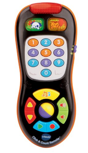 VTech Click and Count Remote Black