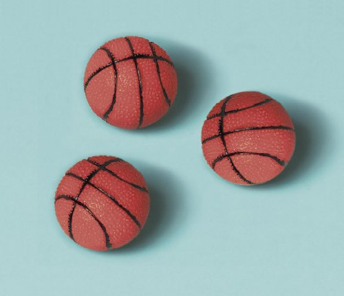 [Basketball Bounce Balls Party Accessory] (Bouncy Ball Costume)