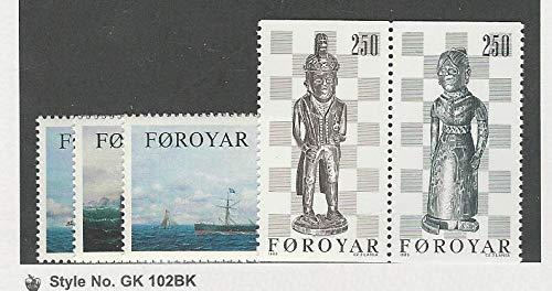 Faroe Islands, Postage Stamp, 90-94 Mint NH, 1983 Ships, ()