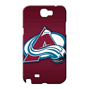 samsung note 2 case High-definition trendy phone carrying shells colorado avalanche