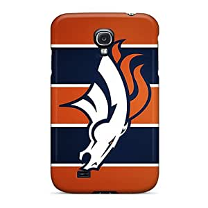 Excellent Design Denver Broncos Case Cover For Galaxy S4
