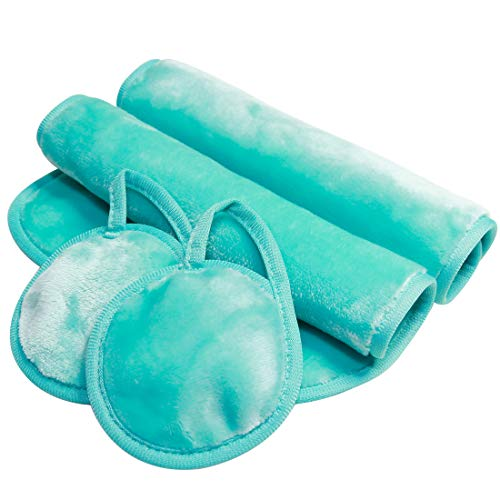 Natwag Reusable Update Makeup Remover Cloths