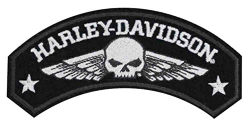 Harley Davidson Jacket Patches - 5