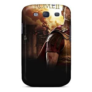 Galaxy Cover Case - 2013 Total War Rome 2 Game Protective Case Compatibel With Galaxy S3