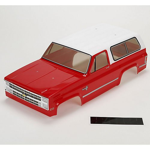 Blazer Body (VATERRA Chevy Blazer K5 4 x 4 Painted Body Set)