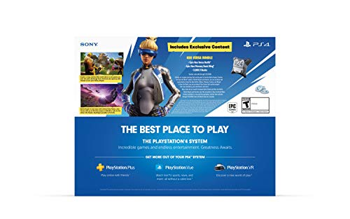 PlayStation 4 Slim 1TB Console - Fortnite Bundle 3