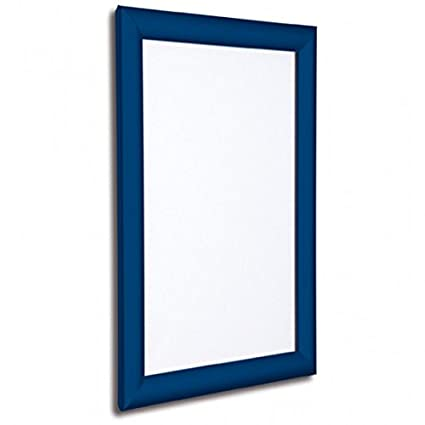 Adboards A1 25mm Coloured Snap Poster Clip Frame Black