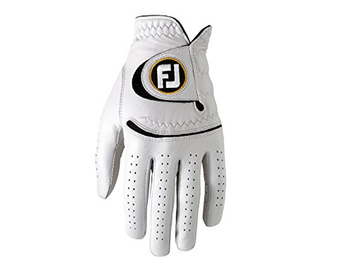 FootJoy StaSof Men s Golf Glove Fits on Left Hand – 3XL Pearl
