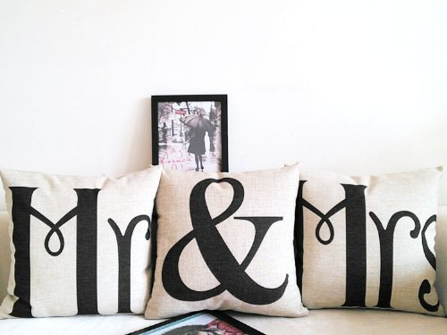 OJIA 18 x 45,72 cm Cotton Linen Home manta decorativa fundas ...