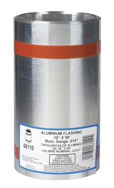 Amerimax Aluminum Roll Valley Standard Flashing