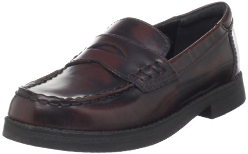Kenneth Cole Reaction Loaf-Er Penny Loafer (Little Kid/Big - Penny Loafers For Girls