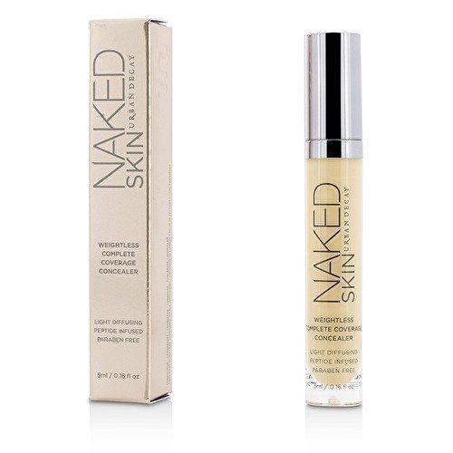 Naked Skin Weightless Complete Coverage Concealer - Light Warm