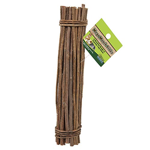 Ware Manufacturing Natural Willow Mega Munch Sticks Small Pet Chew ()