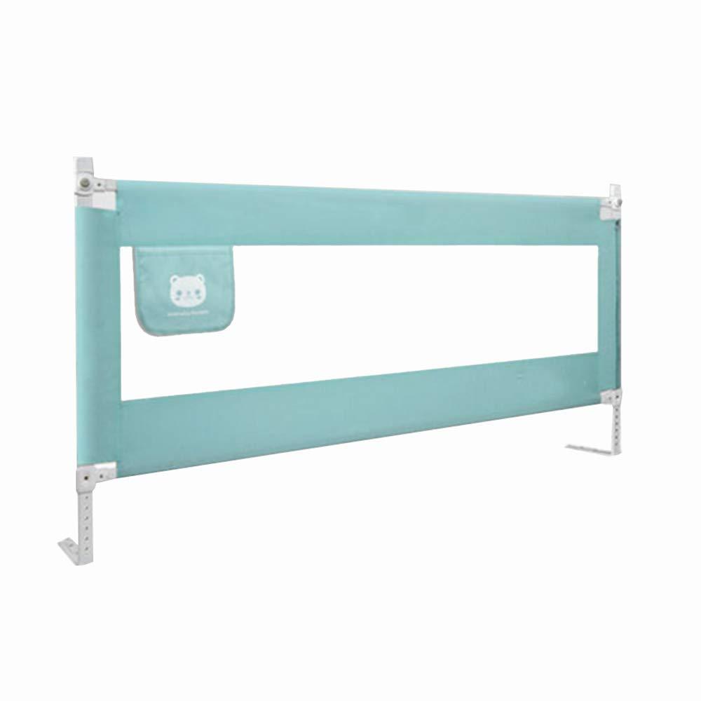 NAN liang 子供ベッドレールFoldable 150センチメートル簡単レール/ブルー、頑丈なと固体 (サイズ さいず : 180cm) 180cm  B07KCF2FWW