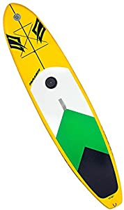 NAISH i SUP Crossover 110 mit Windsurf Option aufblasbar inflatable