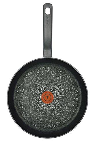 Tefal C69506 Hard Titanium Plus Pfanne, 28cm, antihaftbeschichtet, Aluminium, schwarz 3