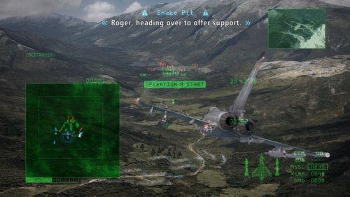 Ace Combat 6: Fires of Liberation (Golpes de platino)