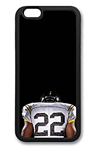 6 Case, iPhone 6 Case American Football Player Back Ideas TPU Silicone Gel Back Cover Skin Soft Bumper Case Cover for Apple iPhone 6 by mcsharksby Maris's Diary