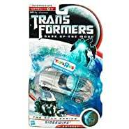 Transformers 3 Dark of The Moon Deluxe Action Figure The Scan Series Sideswipe