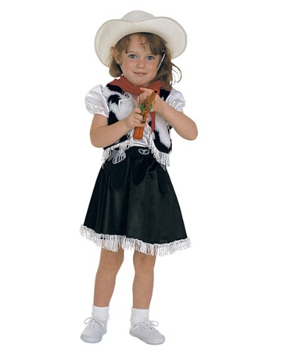 Rubie's Costume Toddler Cowgirl Costume