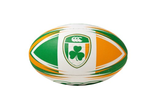 - Canterbury CCC International Ball-Ireland, White, 5