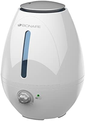 Bionaire Compact Humidifiers, White