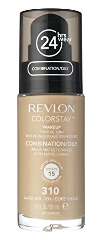 Revlon ColorStay Combination Warm Golden