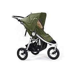 Bumbleride Indie Stroller in Camp Green