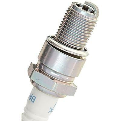 NGK (6615) BR7ES SOLID Standard Spark Plug, Pack of 1: Automotive