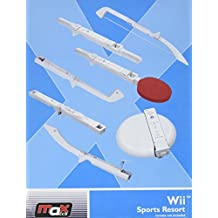Wii Sports Resort 15 in 1 Pack