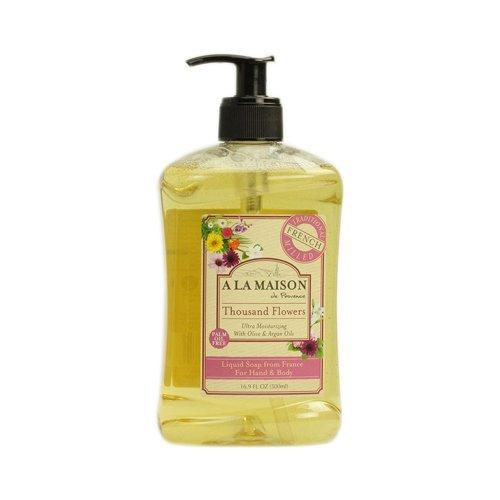 8.8 Ounce Soap (A La Maison French Liquid Soap Thousand Flowers - 8.8 fl oz)