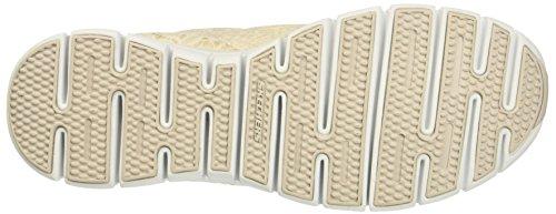 Skechers Synergy-Silky, Zapatillas Para Mujer Beige (Ntsl)