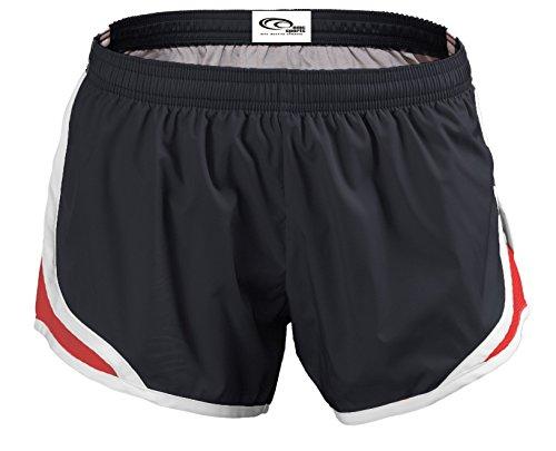 Emc Short Sport Élan Noir / Rouge