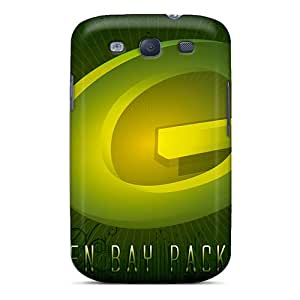 Galaxy S3 Case Cover With Shock Absorbent Protective MBe3964XKiy Case