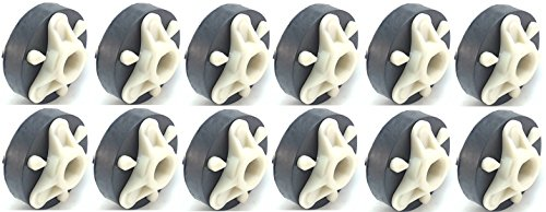 Washer Direct Drive Coupler, 12 Pack, for Whirlpool, Sears, 285753 ()