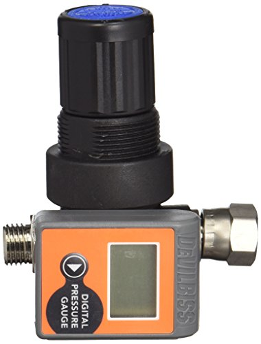 - DeVilbiss HARG555 Digital Air Regulator