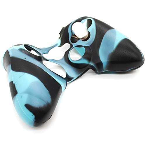 High Quality Gamepad Covering Silicone Skin Soft Gameconsole Case Gaming Controllers Cover for Xbox 360 Controller,3