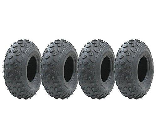Cuatro - 19x7.00-8 neumático Quad, ATV E Marcado Carretera ...