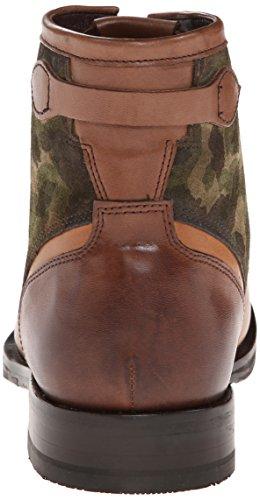 Ted Baker Heren Comptan Boot Tan / Donker / Groen / Camo